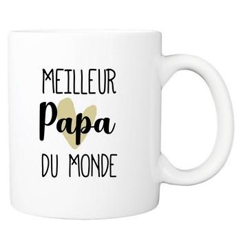 Mug Meilleur papa du monde