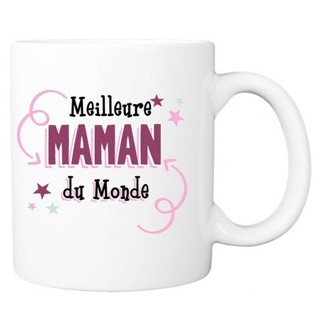 Mug Meilleure Maman du monde