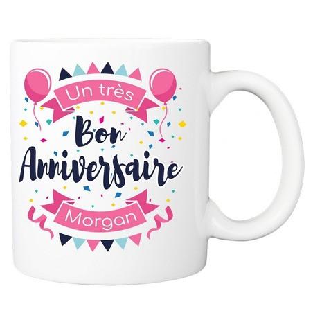Mug Très bon anniversaire