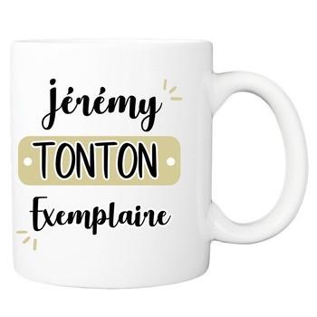 Mug Tonton exemplaire