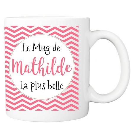 Le mug de la plus belle