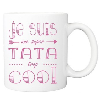 Mug Super tata trop cool