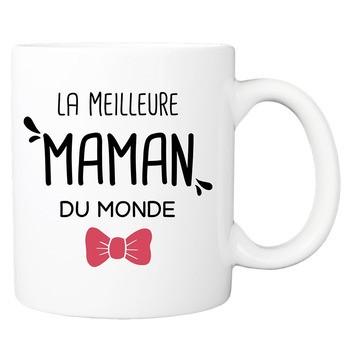 Mug La Meilleure Maman du monde