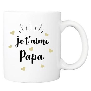 Mug Je t'aime Papa